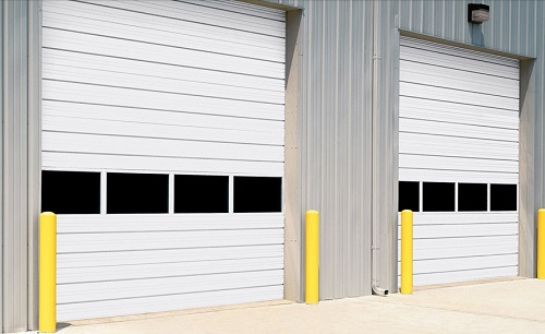 Charmant Overhead Door Corporationu0027s Comprehensive Line Of Sectional Steel And  Insulated Steel Products Encompasses One Of The Industryu0027s Most Complete  Selection Of ...